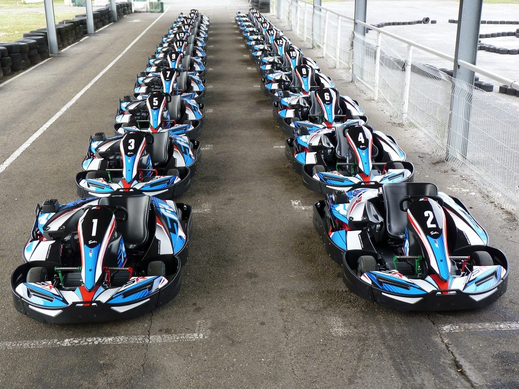 Karting Magescq ligne droite_Magescq_OT LAS