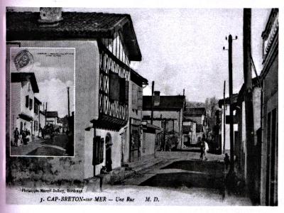 maison du Rey ancienne