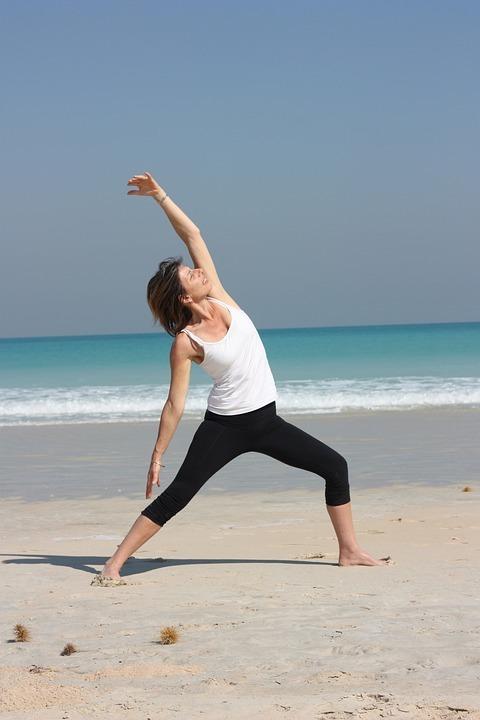 Cours de pilates-moliets- OTI Landes Atlantique Sud