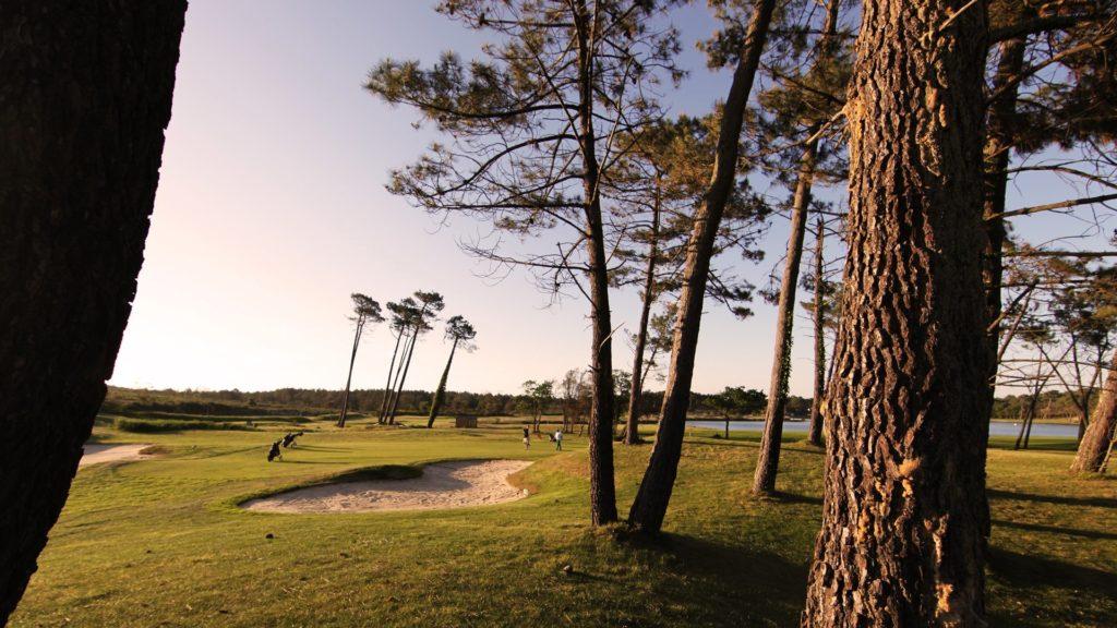 Golf Pinsolle-Soustons-OTI LAS