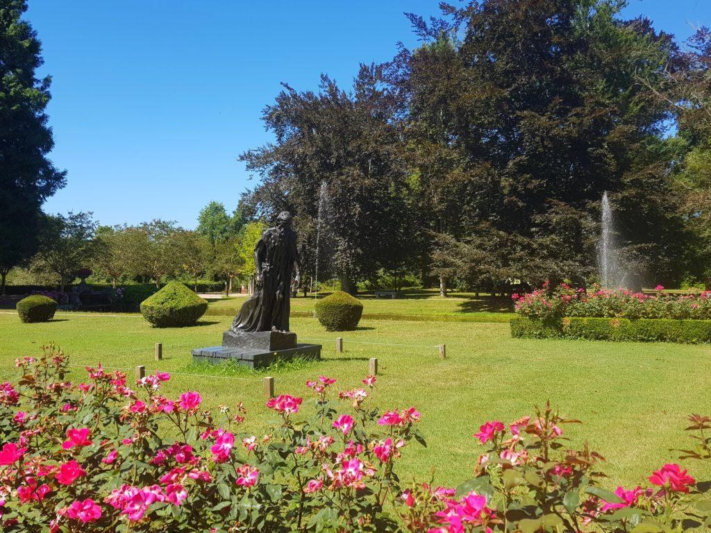 Sculpture Rodin – Domaine de Laàs