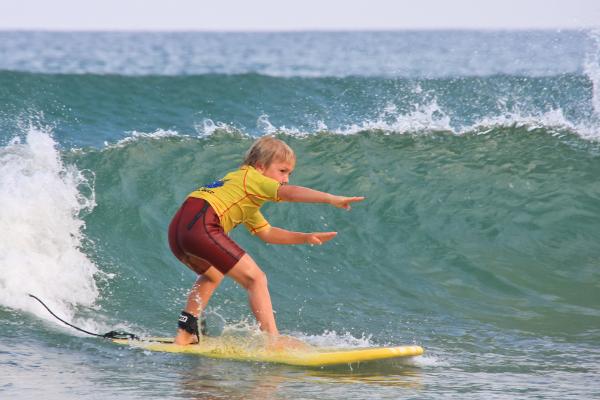 Écoles de Surf